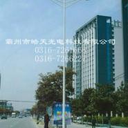 路灯杆设计图片