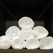 纯棉毛巾布布料图片