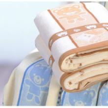 供应宜宾单人毛巾被多少钱/宜宾双人毛巾被价格/宜宾美容店毛巾图片