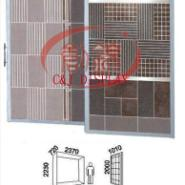 推拉式瓷砖展架图片