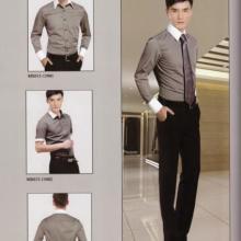 男士短袖衬衫休闲商务职业正装衬衫男装衬衣纯色短袖衬衫批发