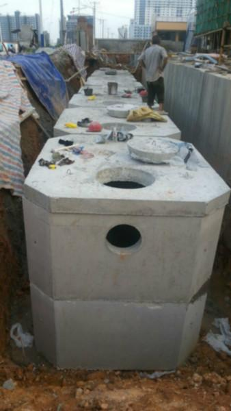 主营产品 钢筋混凝土化粪池