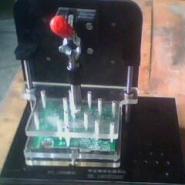 苹果平板电脑主板测试架图片