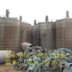 供應二手20噸不鏽鋼反應罐