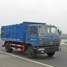 供应东风对接式垃圾车价格5吨垃圾车价格图片