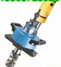 供应专门为焊接订制手提式管道坡口机