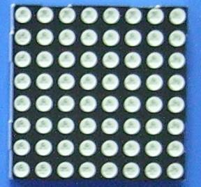 供应1588AUR-单红模块/F3.75室内点阵模块
