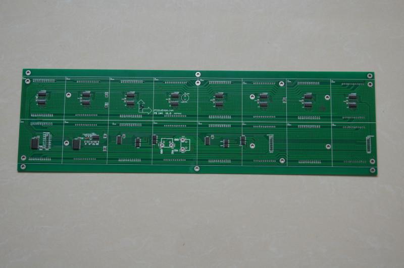 供应F5.0室内单红加边单元板/厂家直销