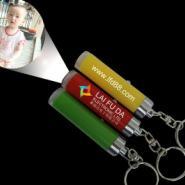 投影匙扣小手电筒匙扣定制图片