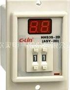 山东欣灵HHS3SASY数显时间继电器图片