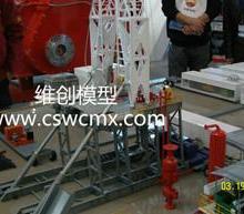 供应石油钻井设备模型-钻井工程模型批发