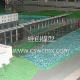 供应高校教学用-水利枢纽动态演示模型-水利沙盘模型