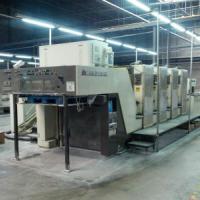 三菱胶印机整机搬迁服务