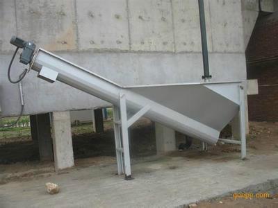 供应螺旋砂水分离器