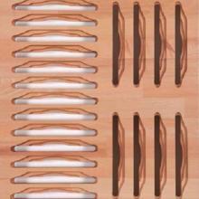 供应木质刀叉盘,木质分割器,木质碗架