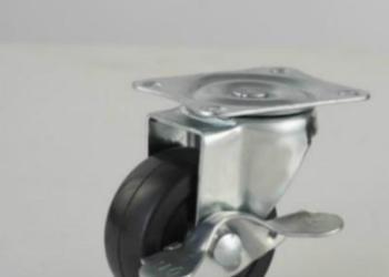1至3寸万向轮轻型PP轮橡胶脚轮等图片