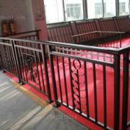阳台护栏/锌钢护栏/热浸锌阳台护栏图片