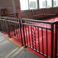 热浸锌阳台护栏/汇丰阳台护栏图片