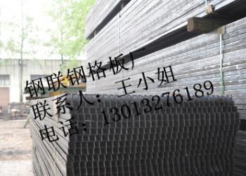 齿形镀锌钢格板-平台格栅图片