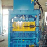 供应立式液压废纸打包机