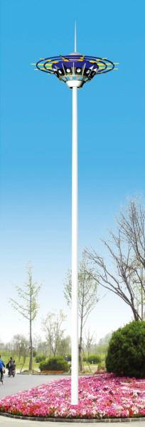 绿岛高杆灯 高杆灯