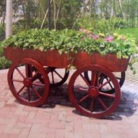 低价供应高级木制花箱