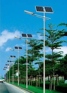 低价供应高效太阳能道路灯