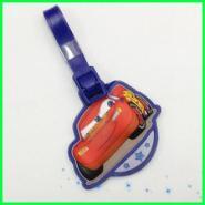 迪士尼可爱卡通软胶行李牌图片
