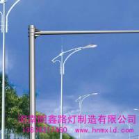 河南郑州南阳平顶山信阳周口洛阳监控立杆交通信号灯杆生产厂家
