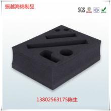 深圳异形包装海绵内衬深圳高密度包装海绵内衬