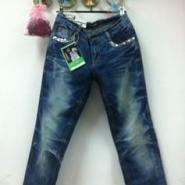 晋城全国最大最便宜牛仔裤批发市场图片