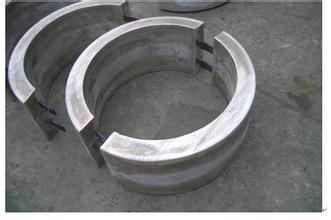 供应高活化防腐蚀铝合金牺牲阳极图片