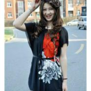 女装货源纯棉韩版女装T恤服装进货图片