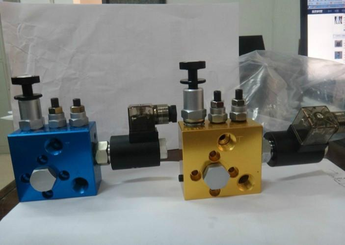 升降机插装阀电磁阀溢流阀油泵油图片图片