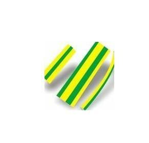 供应热缩黄绿管