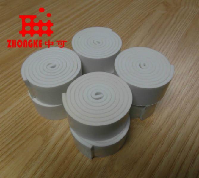 供应单面防震海绵条 单面防震海绵条,单面涂胶密封条,海棉条