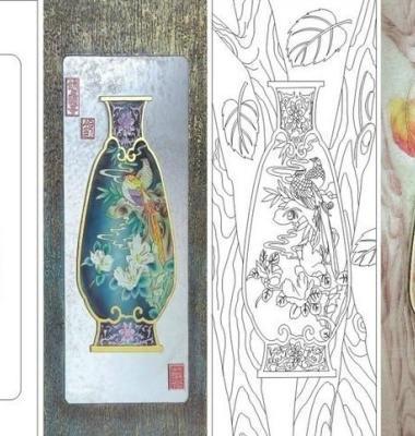 玻璃橱柜打印机图片/玻璃橱柜打印机样板图 (3)