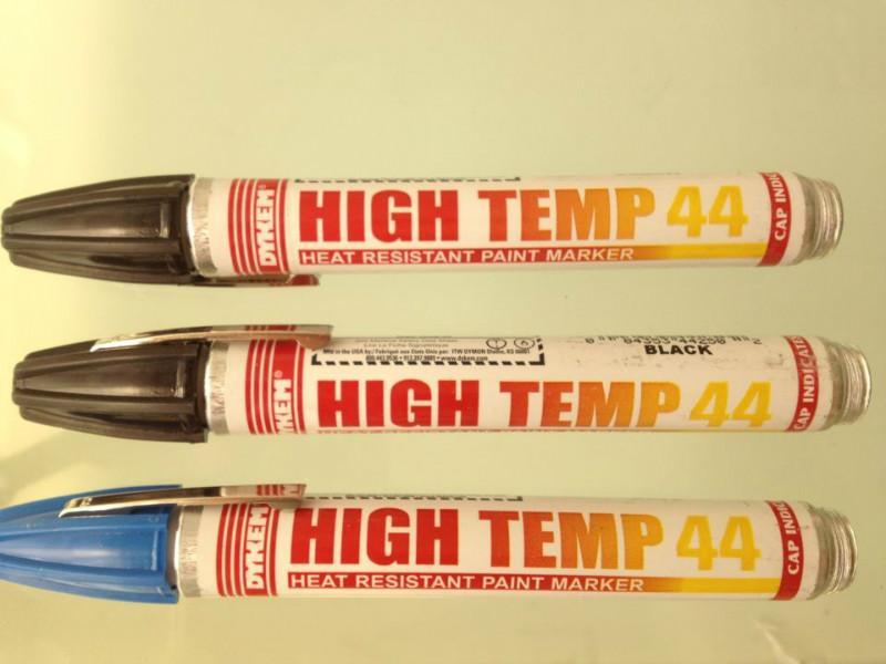 供应耐高温记号笔耐高温油漆笔