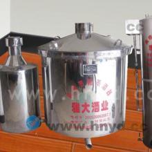 酿酒设备厂专业生产300斤白酒生产酿造设备 白酒酿酒设备 制酒设备