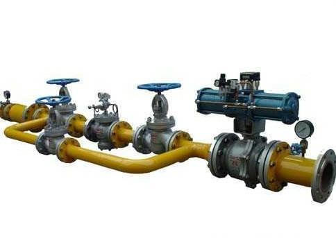 供应氧气调压阀组图片
