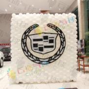 4S店气球装饰/汽车活动装饰图片