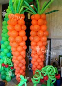 供应胡萝卜气球萝卜