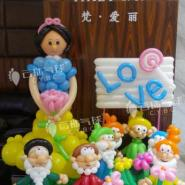 六一节气球/儿童节气球装饰图片