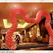 卡通造型拱门/气球拱门/气球造型图片