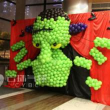 供应万圣节气球装饰/巫婆气球/主题气球