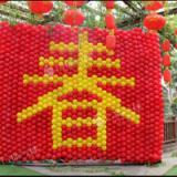 供应春节气球装饰/气球财神/气球造型/春节装饰布置/气球装饰布置
