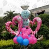 供应氦气球/飘空气球/铝箔气球