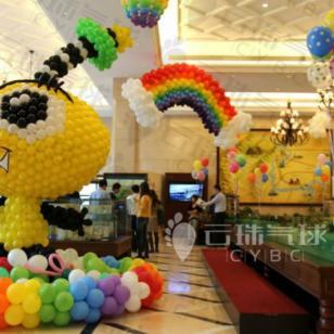 气球装饰造型公司/气球装饰策划图片