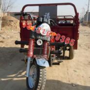 宗申红色175水冷发动机三轮摩托图片