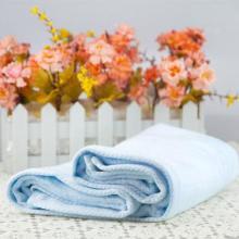 供应婴童用品/天然家纺竹纤维浴巾批发
